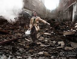 the real meaning of keep calm and carry on milkman during the the real meaning of keep calm and carry on milkman during the london blitz 1940 oldschoolcool