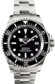 buy men s used rolex watches at the best prices at bob s watches rolex sea dweller