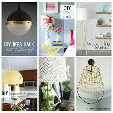 20 Diy Lighting Ideas Light Fixtures Lamps And More