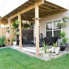 tiny backyard ideas an update on my