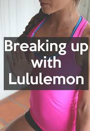 Confessions Of A Yoga Teacher Breaking Up With Lululemon
