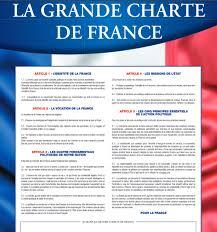 Agir La Grande Charte De France