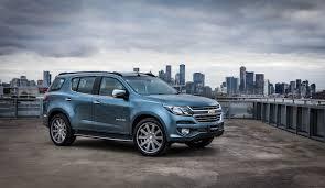 Chevrolet Trailblazer Reviews, Specs & Prices - Top Speed
