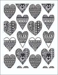 Free Printable Valentine S Day Coloring Pages Hallmark Ideas