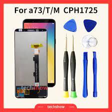 OPPO A73 CPH1725 LCD Screen Touch Display Repair Fullset a73