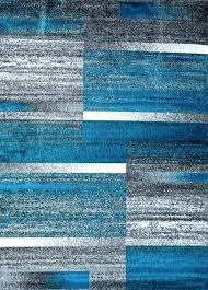 turquoise and gray rug yellow modern abstract contemporary area rugs grey black