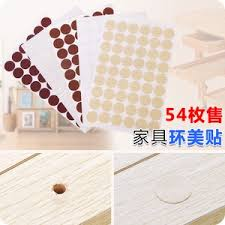 sticky paper for furniture. Furniture Cabinet Self Adhesive Sealing Edge Cover Screw Hole Stickers Paper Universal Three-in-one Dust Sticky For R