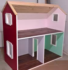 Nice American Doll House Plans and Dollhouse Plans Dollhouse And