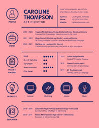 Arts Resumes 50 Inspiring Resume Designs To Learn From Learn