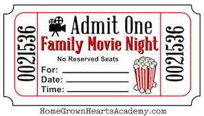 Admit One Ticket Template Fresh Ticket Template Set Blank Theater