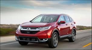 New 2019 Honda CRV Color trims - Ausi SUV Truck 4WD