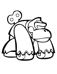 4dbff4b8bab38 P For Donkey Kong Coloring Pages To Print Best