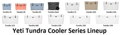 Yeti Color Chart Yeti Cooler Review The Cooler Zone