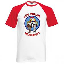 Breaking Bad Clothing Color Chart Breaking Bad Shirt Los Pollos Hermanos T Shirt Chicken