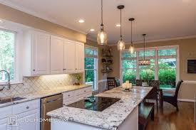 kitchen lighting pendant vs recessed