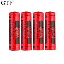 <b>GTF</b> 14500 battery <b>3.7V</b> 2800mAh Rechargeable Li ion Battery for ...