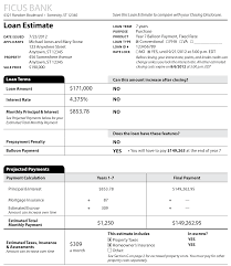 appendix h to part to cfr eregulations h 24 e mortgage loan transaction loan estimate balloon payment sample