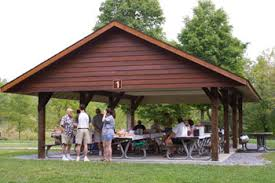 What is a pavilion Timber This Is Modern Pavilion And At Canoe Creek Pa Dcnr Pa Dcnr Picnicking