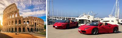 You can test drive a ferrari, it's not impossible. Test Drive Ferrari In Rome