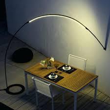 led arc floor lamp floor lamp phive led arc floor lamp