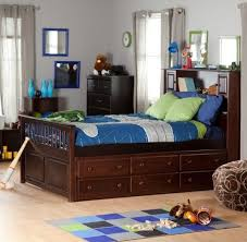full beds for boys. Wonderful Full Kids Furniture Boys Trundle Beds Full Size Bed With Storage  Black Drawers Twin To For N