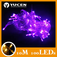Blacklight String Lights Magnificent Wholesale 32v32v Decorative Outdoor Patio String Light32m