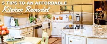 what will it cost to remodel your kitchen perhaps less than you think we ve watched the endless home remodel shows the kitchen makeovers