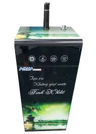 Máy Lọc Nước AQua 8 cấp lọc - Tủ + vòi luxury