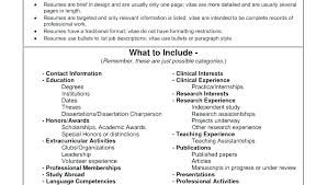 Extracurricular Activities In Resumes Activities Resume Template