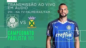 PRÉ-JOGO, NARRAÇÃO E COLETIVA AO VIVO | Palmeiras 2 x 0 Santo André -  PAULISTA 2020 - YouTube