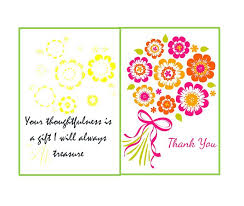 Free Thank You Greeting Cards Thank You Card Template Free Under Fontanacountryinn Com