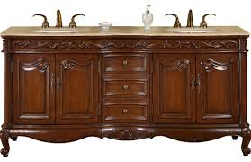 72 in double sink vanity. 72 in. ella double sink bathroom vanity in english chestnut traditional-bathroom-vanities