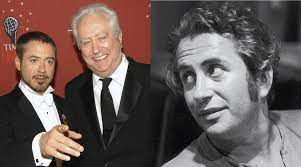Robert Downey Jr's father and ...