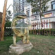 dinosaur garden statue dinosaur