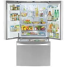 kenmore bottom freezer refrigerator. kenmore elite 74043 23.7 cu. ft. french door bottom-freezer refrigerator bottom freezer