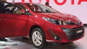 Auto Expo 2018: The Toyota Yaris sedan will arrive in May with a ...