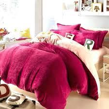 solid pink comforter queen pink velvet bedding plain pink bedding sets hot velvet bedding set thick