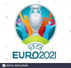 UEFA EURO 2021-Logo Stockfotografie - Alamy