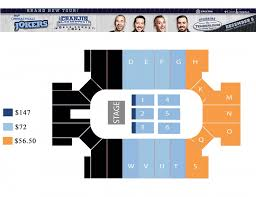 Portland Expo Seating Chart Maine Seating The Cross Insurance Center