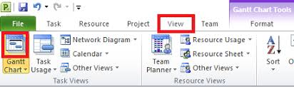 Ms Project Gannt Chart Microsoft Project Tutorial How To Add Milestone Task In Ms