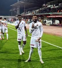 Atakaş Hatayspor'da Boupendza Şov, 2-1 « Reyhanli Gizem Gazetesi –  Reyhanlının Bağımsız Siyasi Gazetesi Haberin Adersi- Güncel Haber Sitesi  Reyhanlı'nın Kalbi