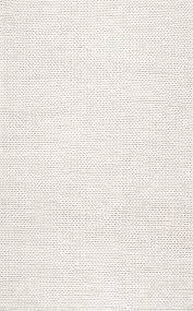 off white area rug. Arviso Hand-Woven Wool Off White Area Rug