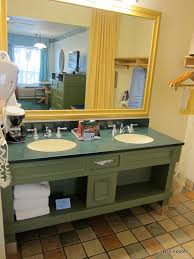 two sinks at the caribbean beach resort