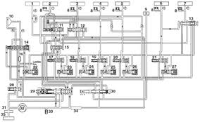 pajero wiring diagram 2001 Mitsubishi Eclipse Wiring Diagram the 2001 mitsubishi pajero automatic transmission consists of planetary gear sets, hydraulic system, oil pump, valve body, clutches, bands, 2001 mitsubishi eclipse radio wiring diagram