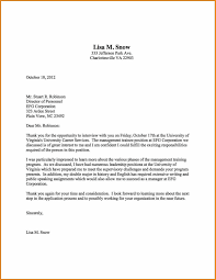 10 Followup Thank You Letter After Interview Cote Divoire Tennis