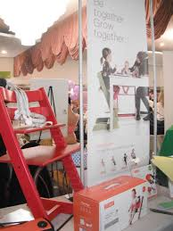 simple stokke high chair for ireland