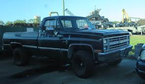 Clean Chevy truck junked! 73-87 - YouTube