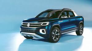 VW Tarok is a Brazil-market compact pickup truck - Autoblog