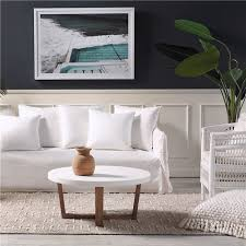 como lounge slip cover white 2650w