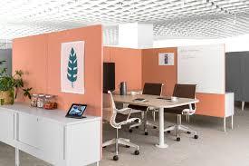 herman miller office design. neocon 2017 herman miller office design